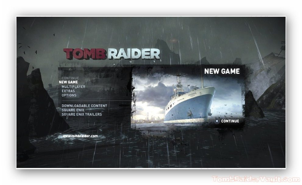 Tomb Raider 2013 Ps3 Controls Tomb Raider Vault