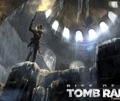 Rise Of The Tomb Raider Tomb Raider Vault