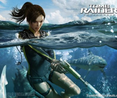 Underworld Tomb Raider Vault