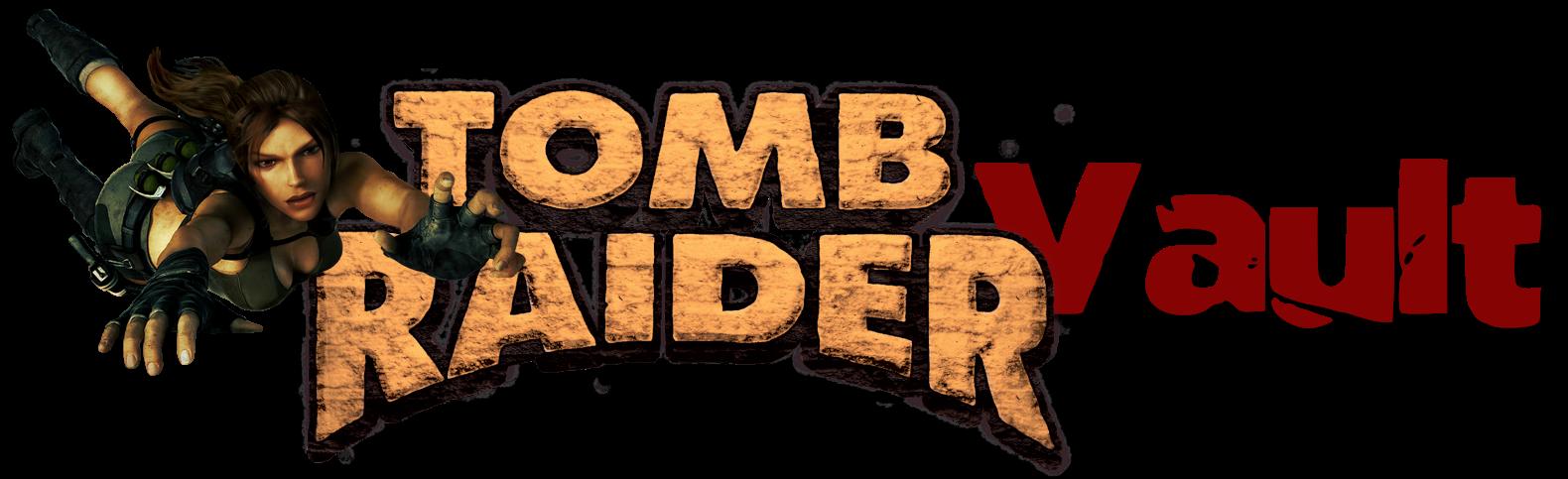 Tomb Raider Vault Logo