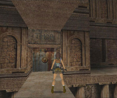 Tomb Raider 1 Xtra Textures